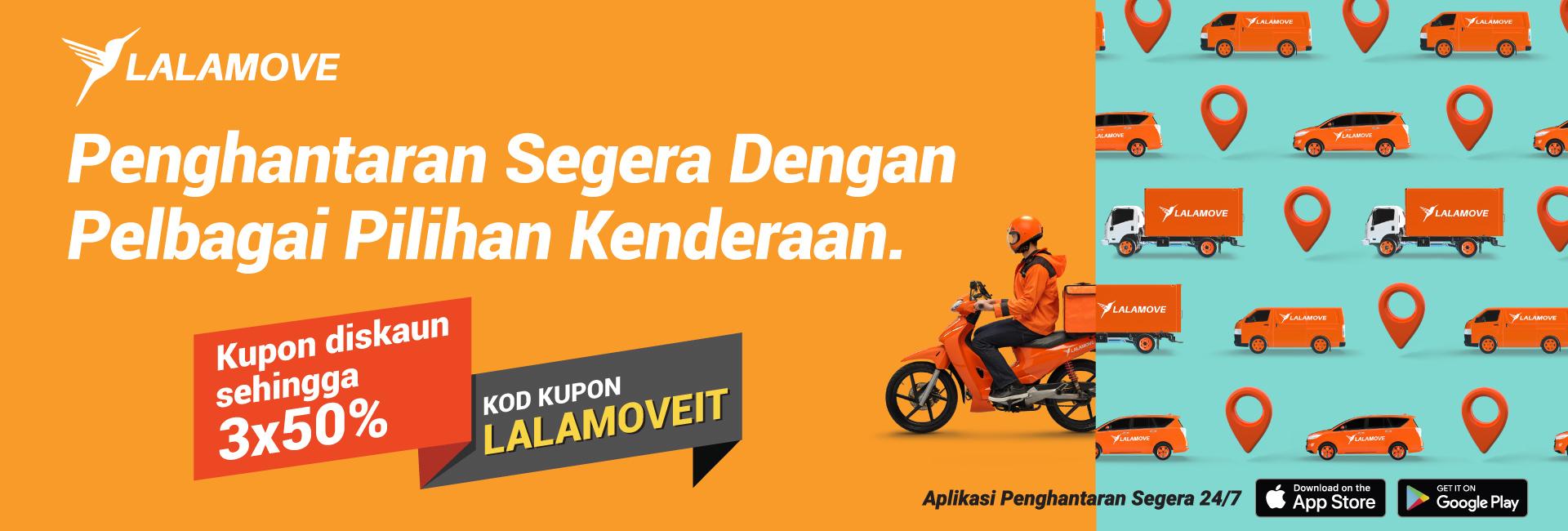 Lets Lalamove It Malay