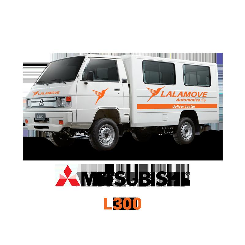 Mitsubishi-L300 FB