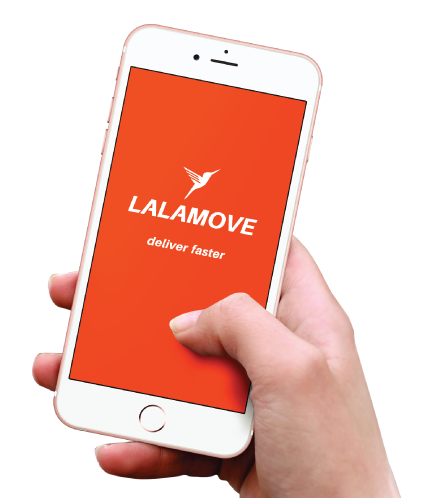 Lalamove App Mobile