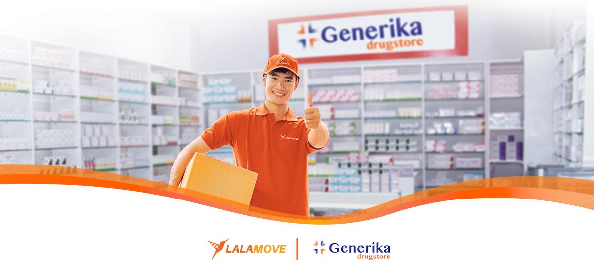 Banner Generika Drugstore
