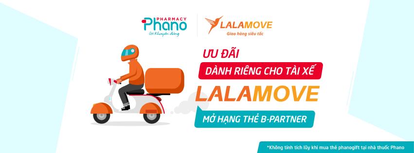 [HCM] Bác tài cứ an tâm chạy xe, sức khỏe đã có Phano lo