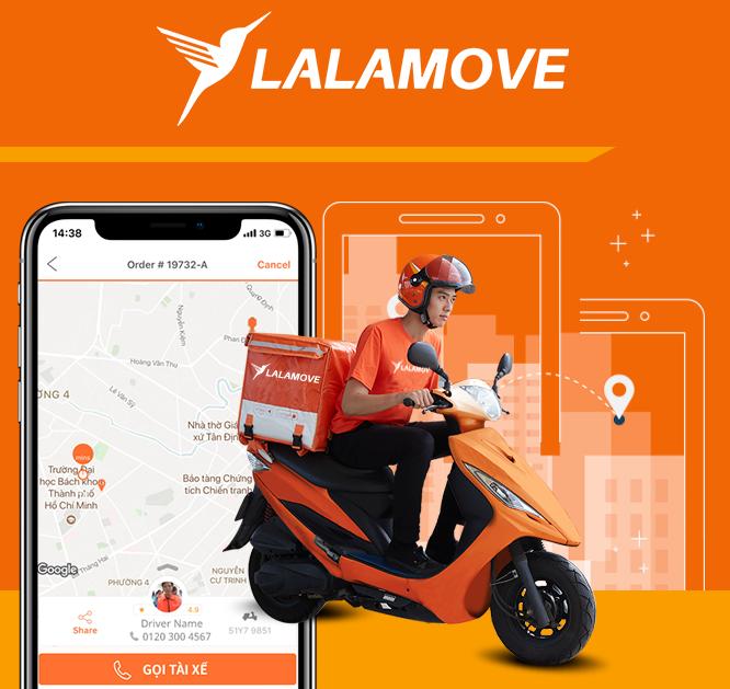 Lalamove - Đồng hành cùng bạn trên mọi đơn hàng