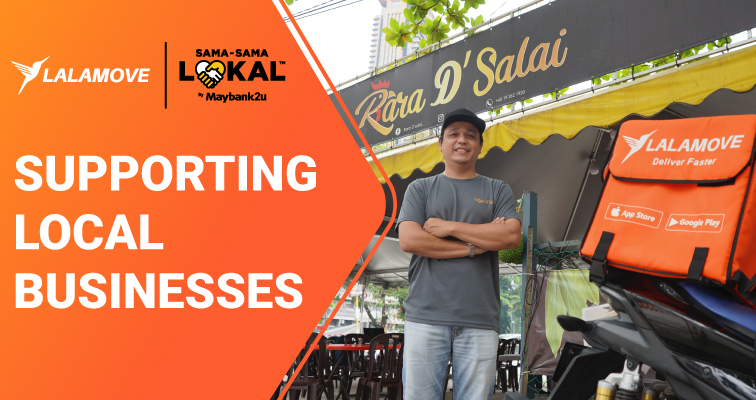 Sama-Sama Lokal And Lalamove: Delivering A Lifeline For Small Businesses