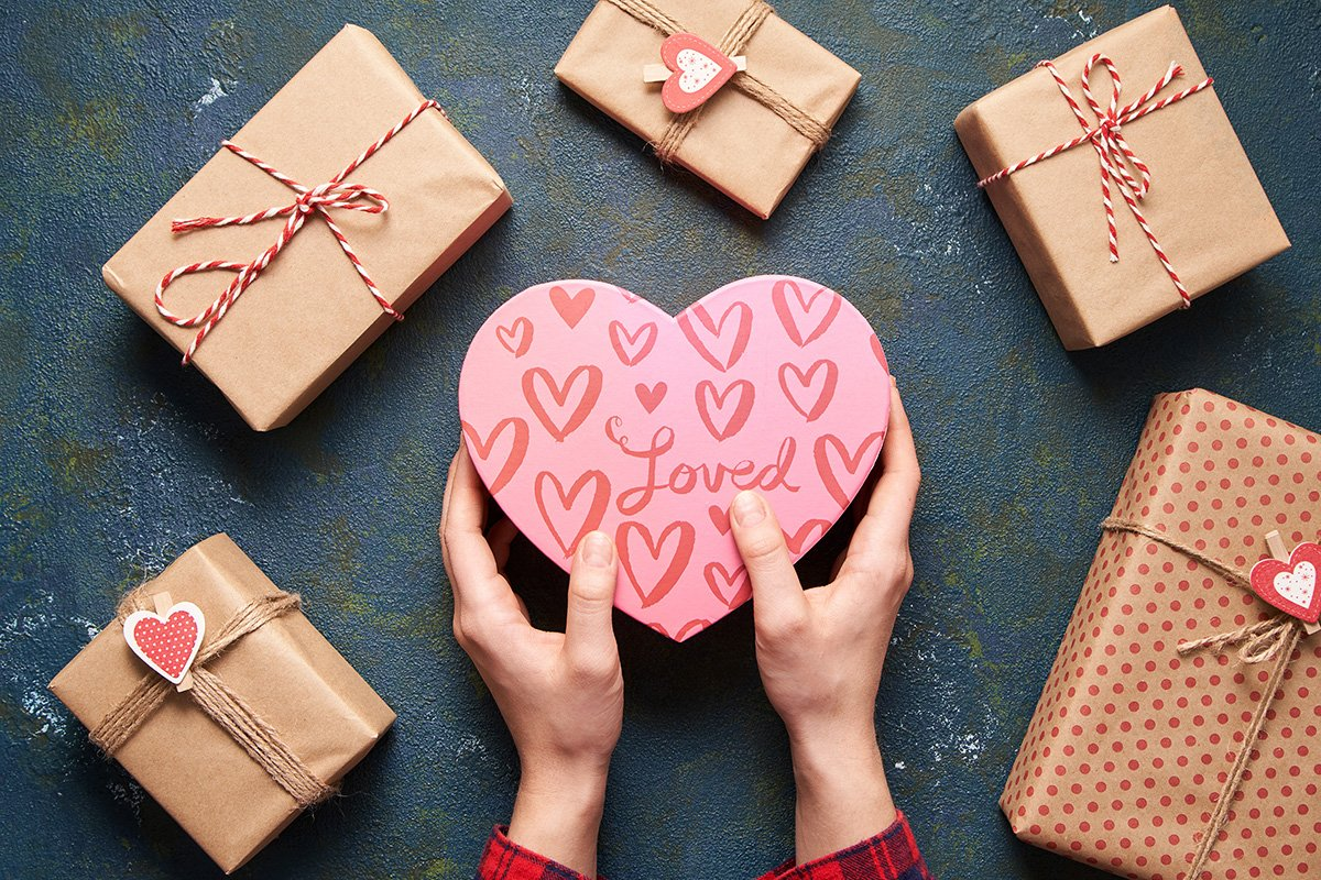 Deliver customers something special on Valentine's Day
