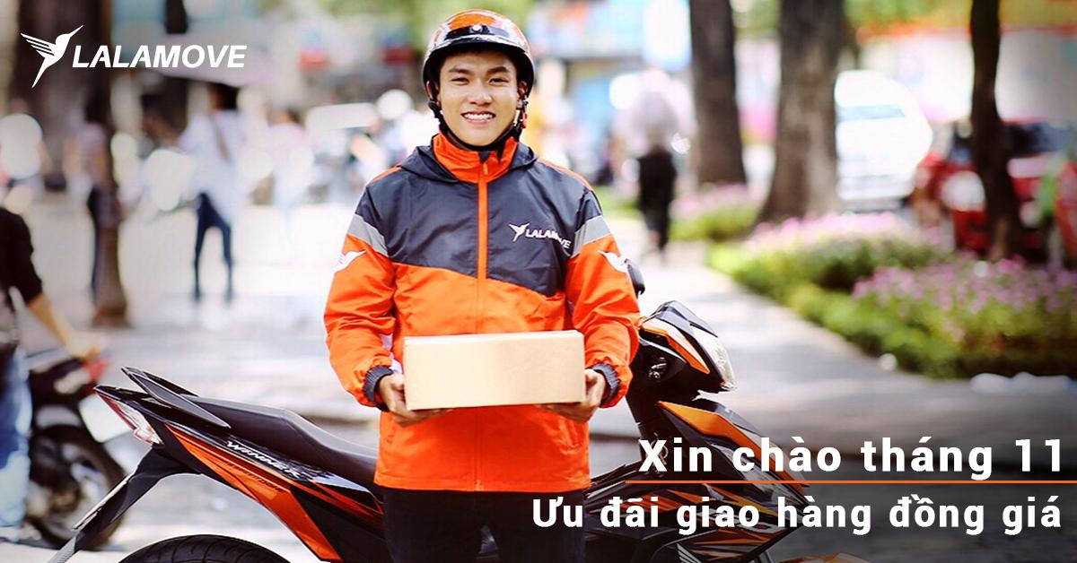 Chao thang 11, dong gia giao hang - ngap tran niem vui
