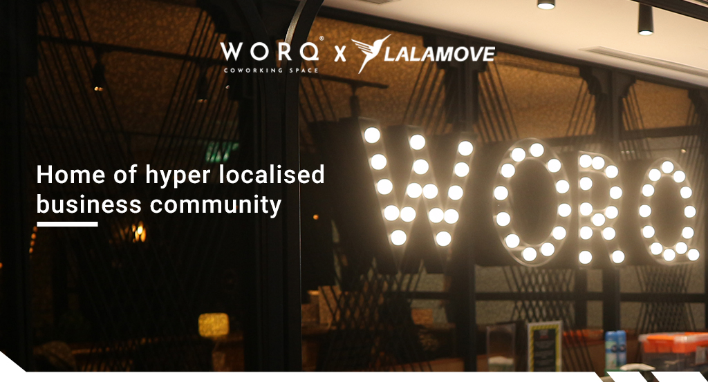 WORQ It Out At WORQ Coworking Space